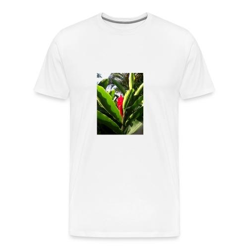 jamaica love - Men's Premium T-Shirt