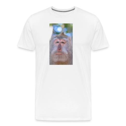 Monkeying Around - Men's Premium T-Shirt