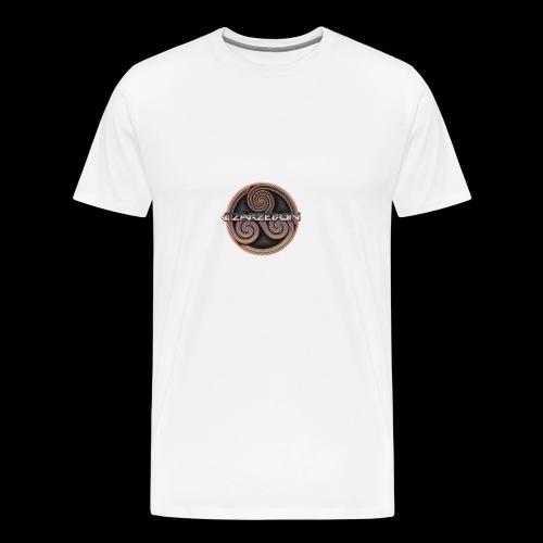 darklogo - Men's Premium T-Shirt