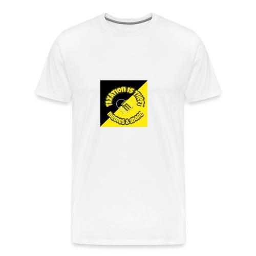 titsttheft - Men's Premium T-Shirt