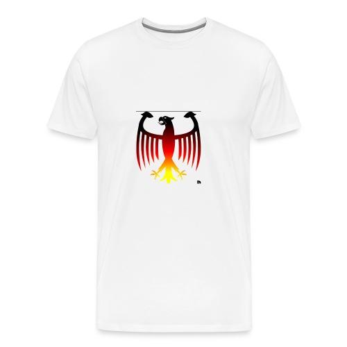 German apparel - Men's Premium T-Shirt