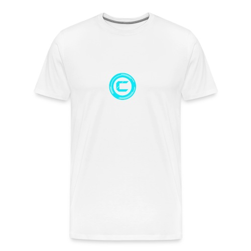 c logo - Men's Premium T-Shirt