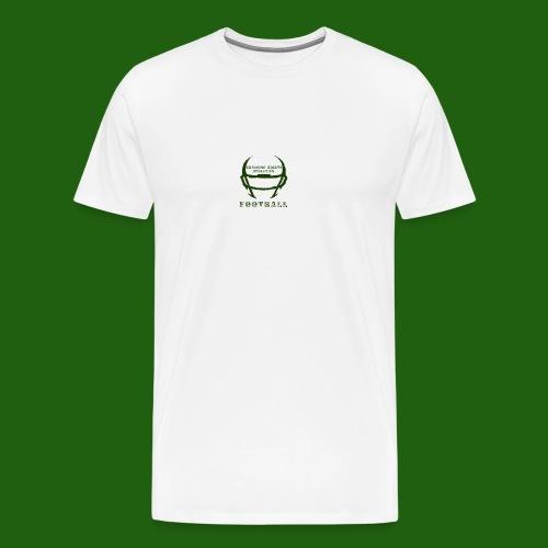 Desert Camo Football - Men's Premium T-Shirt