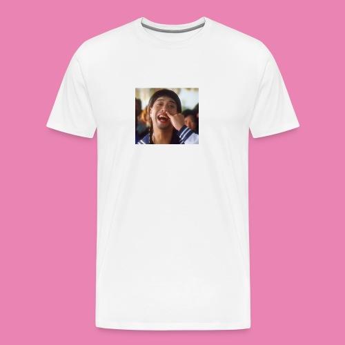 如花 baby - Men's Premium T-Shirt