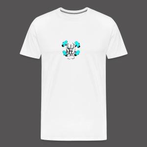 TEAM PIT ICE LOGO - Men's Premium T-Shirt