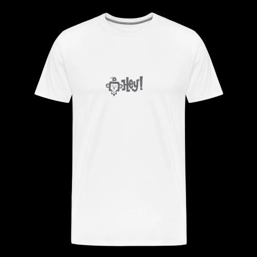 HEY MONKEY - Men's Premium T-Shirt