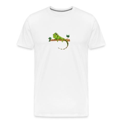 Iguanacool - Men's Premium T-Shirt