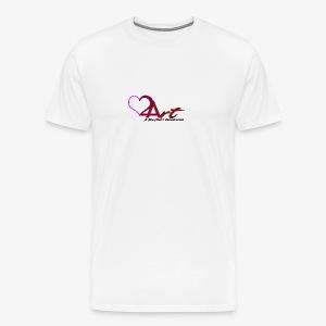 Heart2Art - Men's Premium T-Shirt