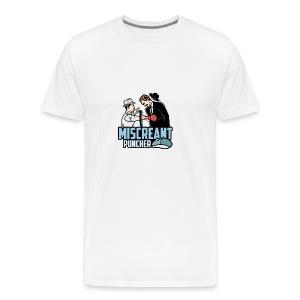 Miscreant puncher - Men's Premium T-Shirt