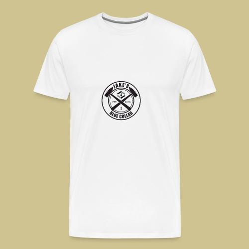 JakesBlueCollar - Men's Premium T-Shirt