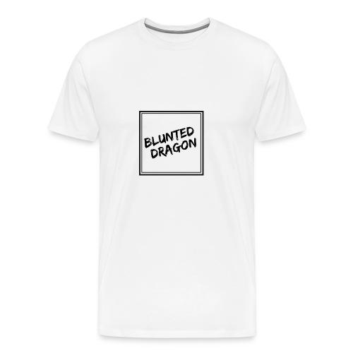 Square painted logo - Men's Premium T-Shirt