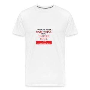 Voice Master - Men's Premium T-Shirt