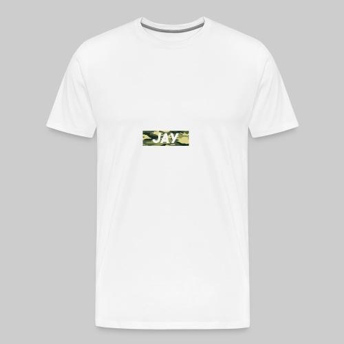 Camo Jay - Men's Premium T-Shirt