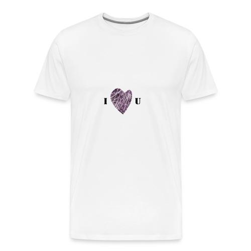 FlowHeart wikiMINI 4 - Men's Premium T-Shirt