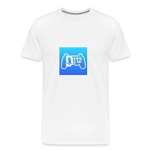 D112gaming logo - Men's Premium T-Shirt