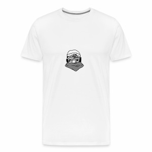 Shirleys Ski Goggles - Men's Premium T-Shirt