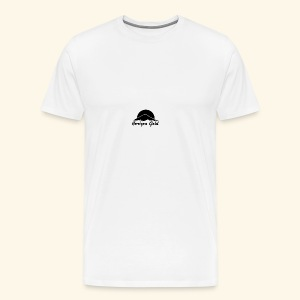 Horizon Gold Logo - Men's Premium T-Shirt