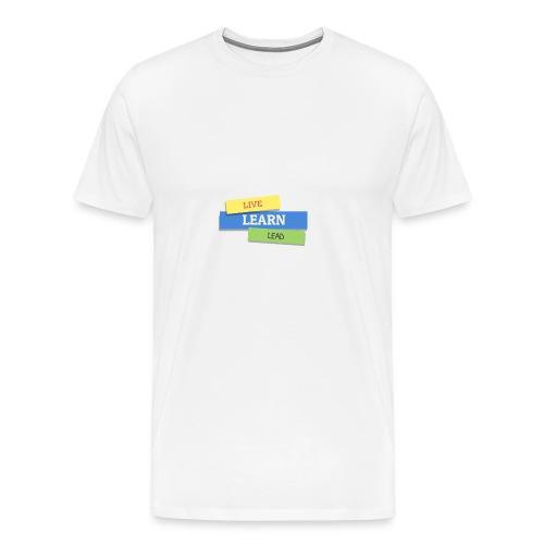 Triple L T-shirt - Men's Premium T-Shirt