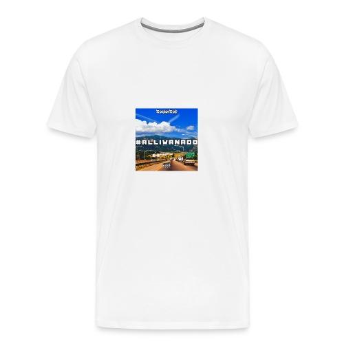 2FA55FD3 FF8F 449E 9831 41EFCB024183 - Men's Premium T-Shirt