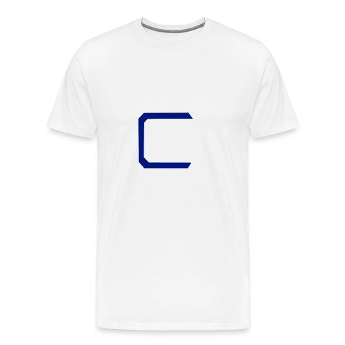 Cyberonic Blue Edition - Men's Premium T-Shirt