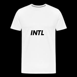 INTL 2 - Men's Premium T-Shirt