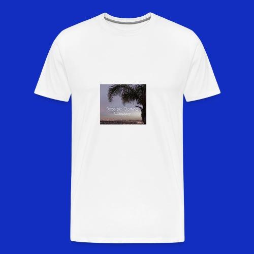 California J10 - Men's Premium T-Shirt
