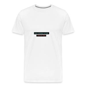 TIPS APPRECIATED. TY. - Men's Premium T-Shirt
