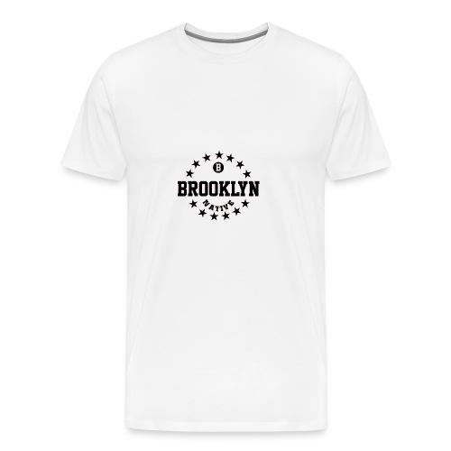 BROOLYN_NATIVE_REPLACE - Men's Premium T-Shirt