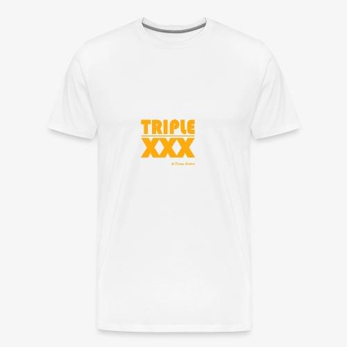 XXX ORANGE - Men's Premium T-Shirt