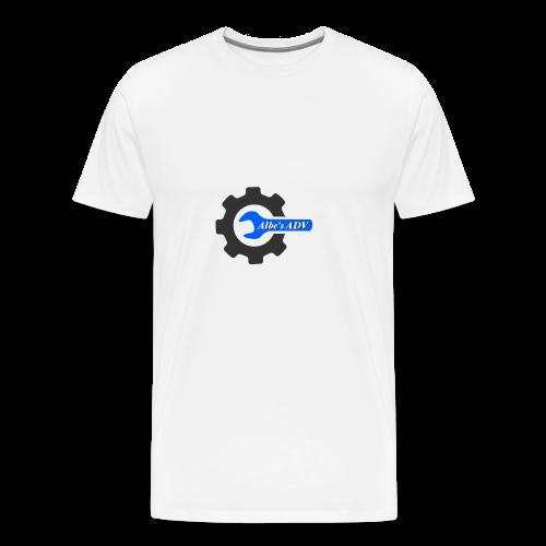 AlbesADV cog - Men's Premium T-Shirt