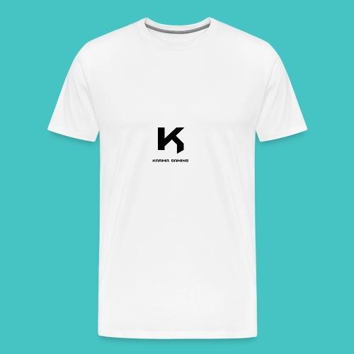 karma_gaming_logo - Men's Premium T-Shirt