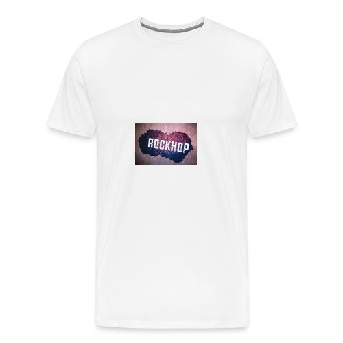 RockHop Logo - Men's Premium T-Shirt