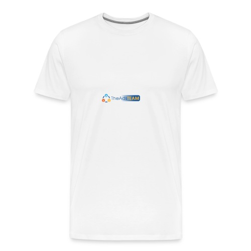 TheAdsTeam Logo - Men's Premium T-Shirt