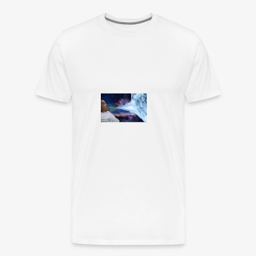 Aishan Poglotitel Galactic - Men's Premium T-Shirt