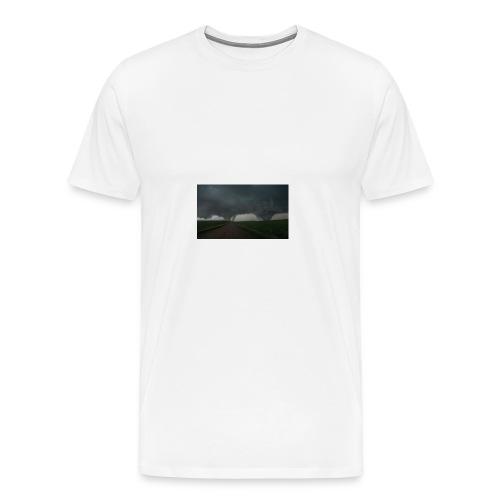 tornado may24 2016 - Men's Premium T-Shirt