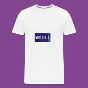W6 - Men's Premium T-Shirt
