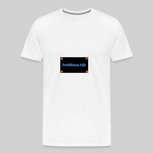 Basketball framed logo - Men's Premium T-Shirt