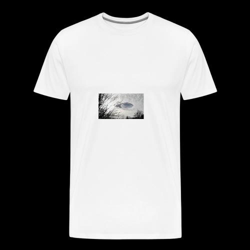 Hole in sky - Men's Premium T-Shirt
