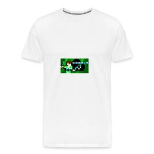 CloudGamer's Shirt (Baby) - Men's Premium T-Shirt