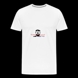 Trumps beauty - Men's Premium T-Shirt