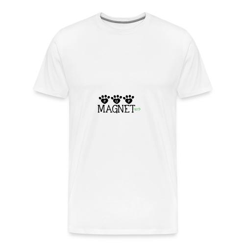 pupmagnet - Men's Premium T-Shirt