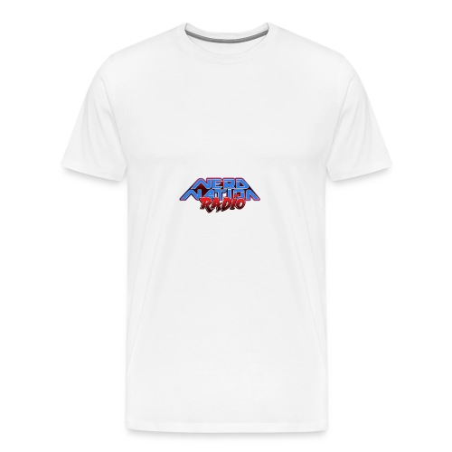 Nerd Nation Logo - Men's Premium T-Shirt