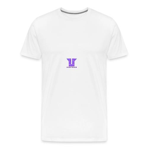 Old ScepTroid Logo Sweatshirt! - Men's Premium T-Shirt
