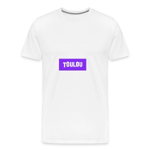TouLou Logo - Men's Premium T-Shirt