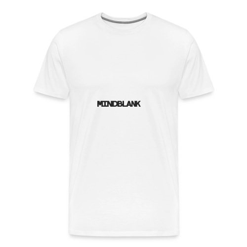 Mind Blank Sports - Men's Premium T-Shirt