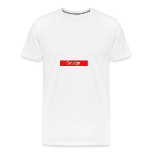 Savage merch - Men's Premium T-Shirt