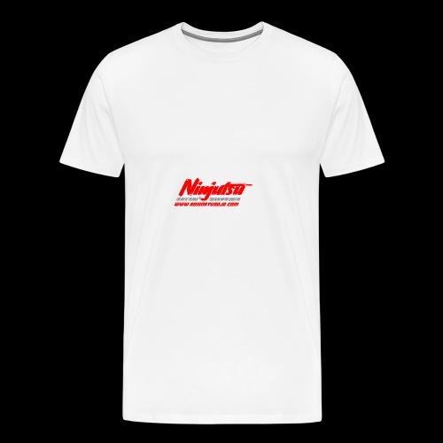 Ronin Ryu Ninjutsu Member Collection - Men's Premium T-Shirt