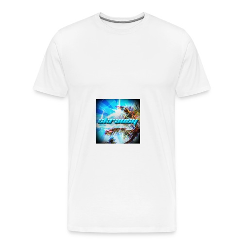 Skrausy - Men's Premium T-Shirt