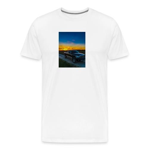Ram 2500 Sunset - Men's Premium T-Shirt