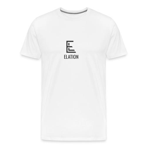 ElationDarkLogo - Men's Premium T-Shirt